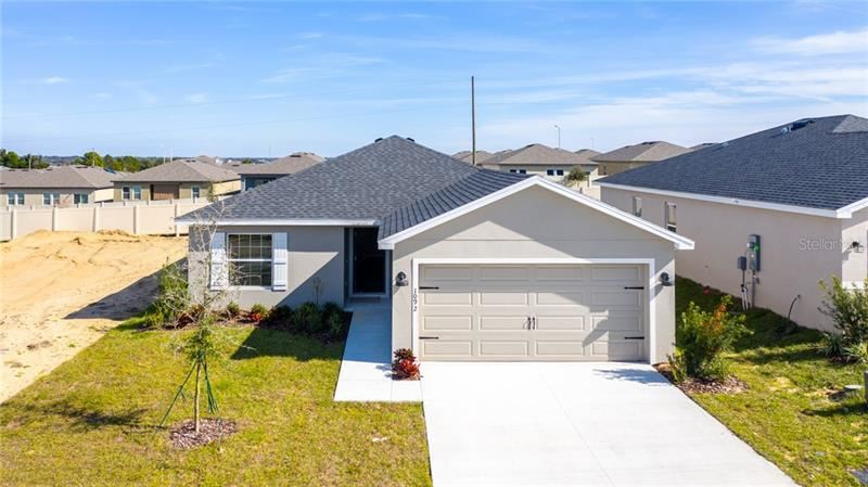 Photo of 1092 ZION DRIVE, HAINES CITY, FL 33844 (MLS # S5045207)