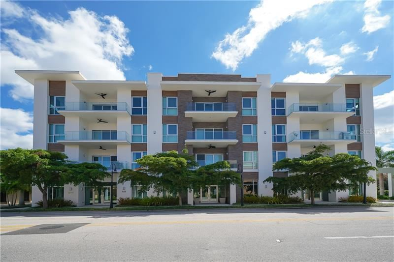 Photo of 635 S ORANGE AVENUE #203, SARASOTA, FL 34236 (MLS # A4478208)