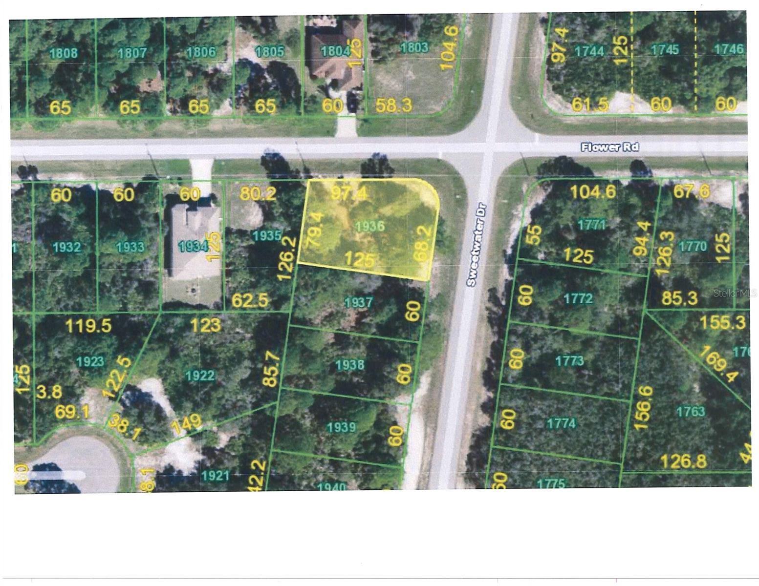 Photo of 198 SWEETWATER DRIVE, ROTONDA WEST, FL 33947 (MLS # D6120208)