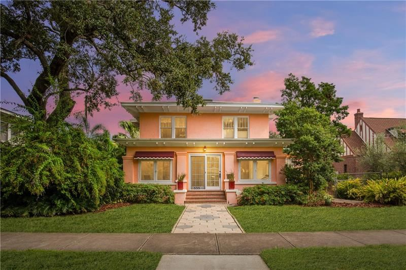 535 13TH AVENUE NE, Saint Petersburg, FL 33701 - MLS#: U8094208