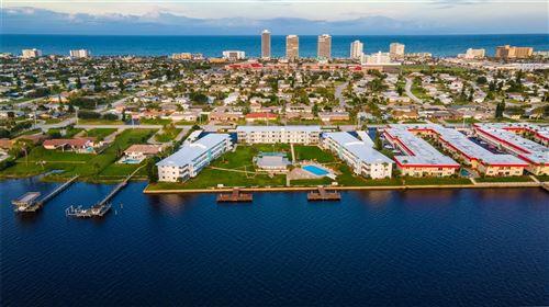 Photo of 3013 N HALIFAX AVENUE #B6, DAYTONA BEACH, FL 32118 (MLS # V4921209)