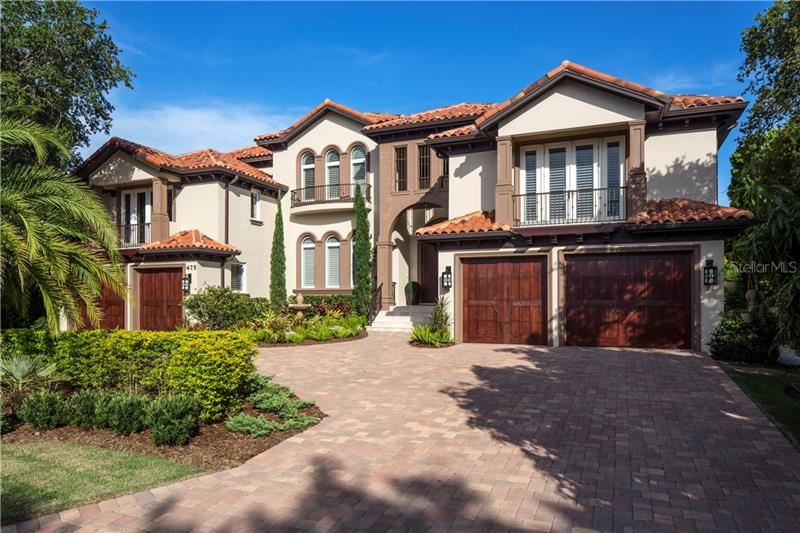 Photo of 675 MOURNING DOVE DRIVE, SARASOTA, FL 34236 (MLS # A4470209)