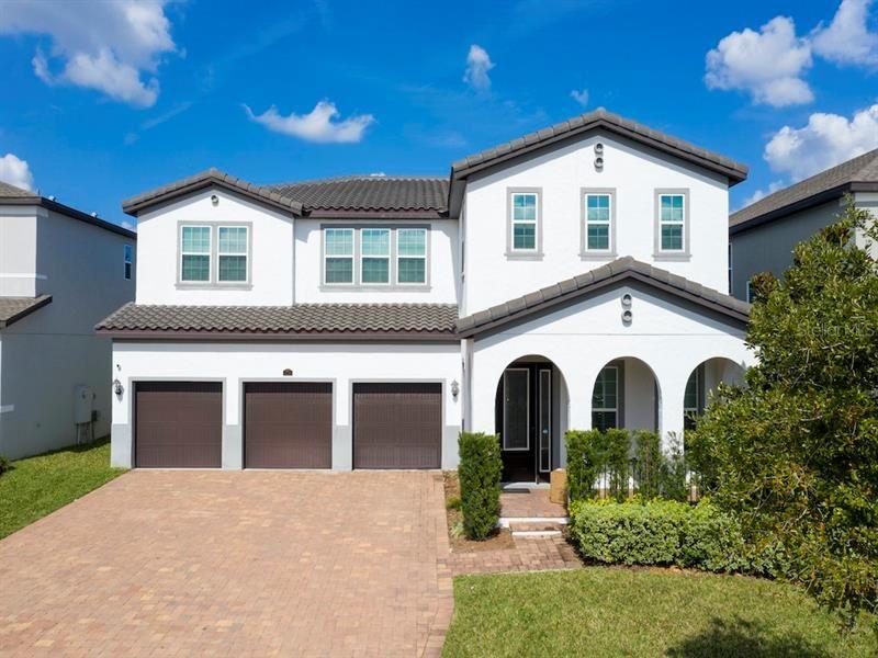 1716 AMSEL FALLS PARK TERRACE, Winter Garden, FL 34787 - #: O5923209