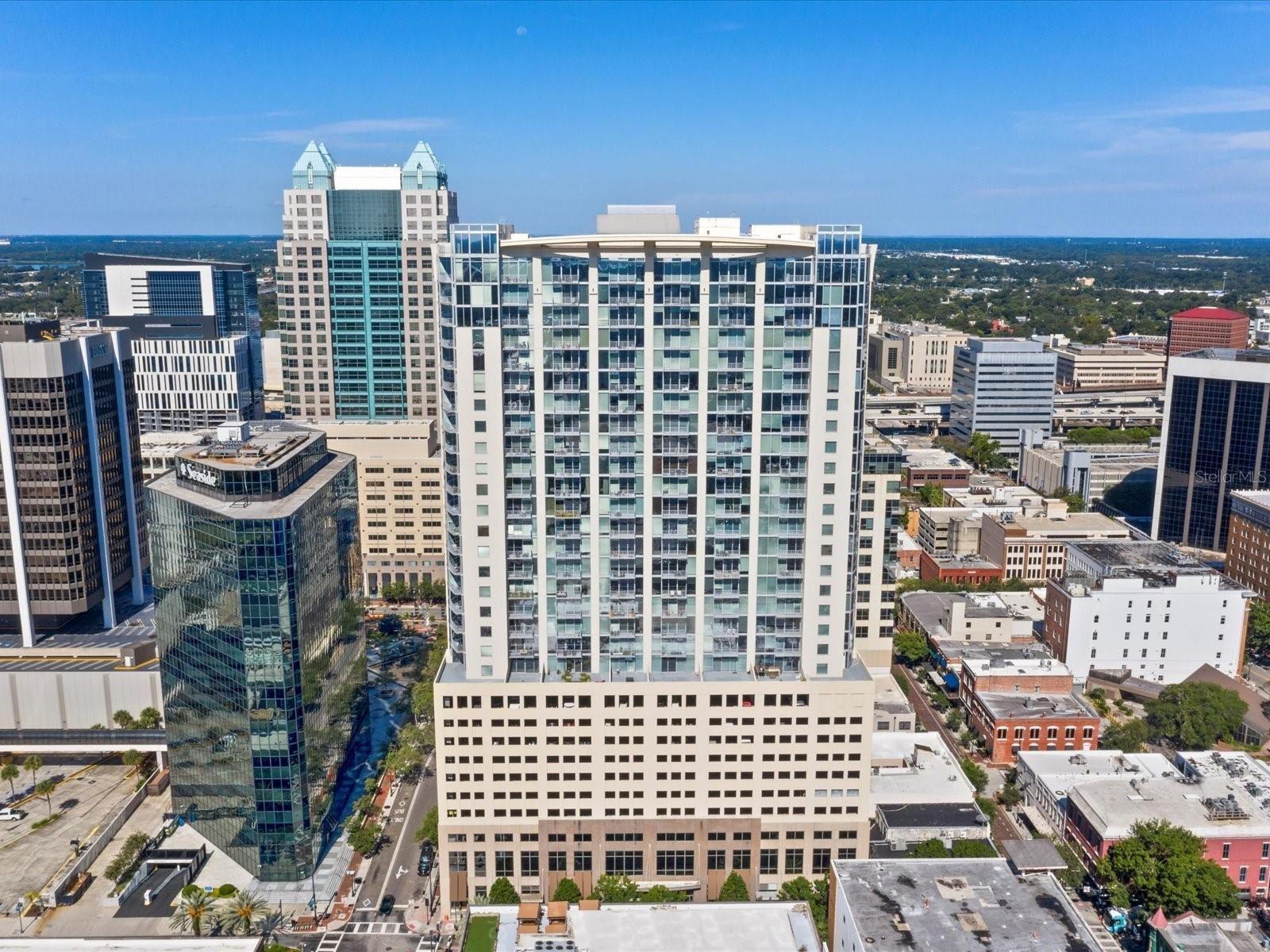 155 S COURT AVENUE #1413, Orlando, FL 32801 - #: O5967209
