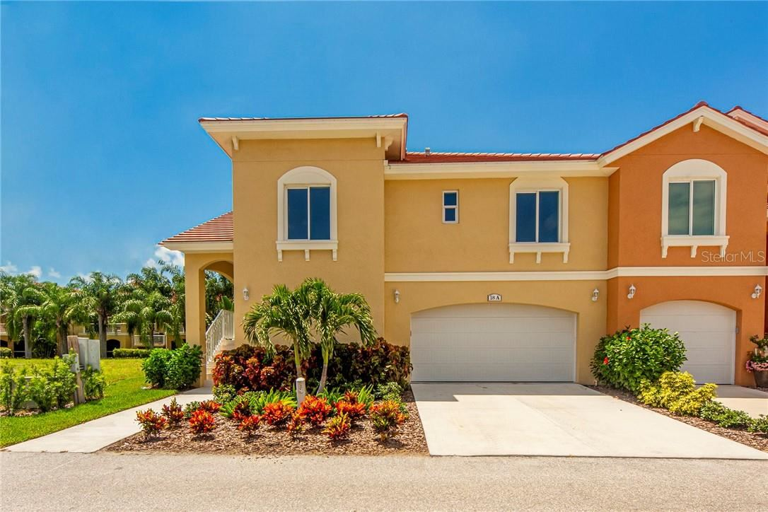 18 FRANKLIN COURT S #A, Saint Petersburg, FL 33711 - #: U8089209