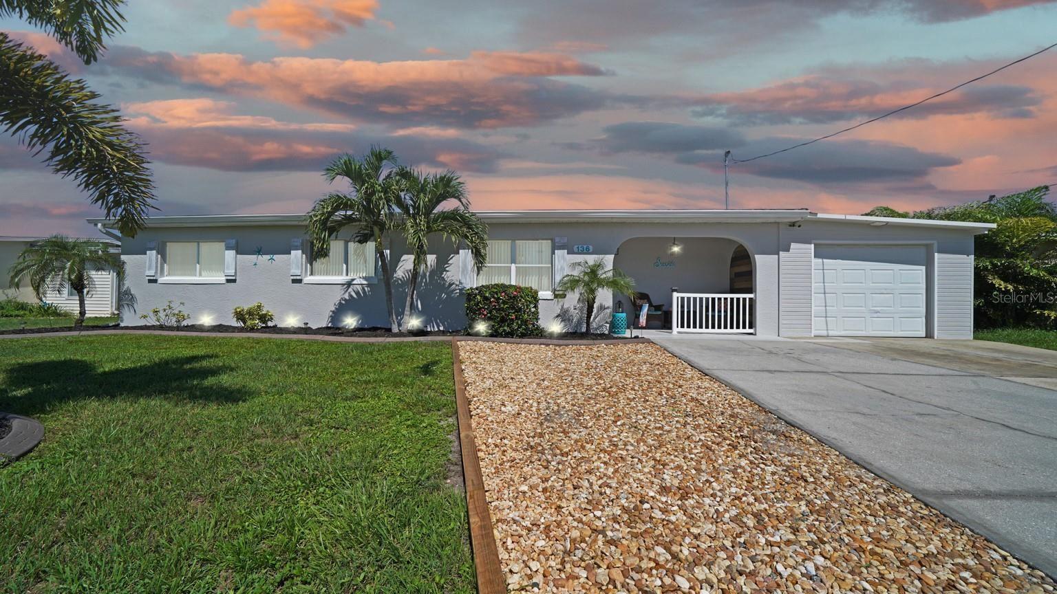136 GODFREY AVENUE NE, Port Charlotte, FL 33952 - #: C7447211