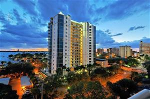 Photo of 340 S PALM AVENUE #912, SARASOTA, FL 34236 (MLS # A4213212)
