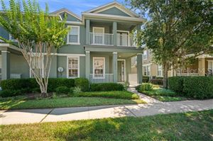 Photo of 10813 SPIDER LILY DRIVE #28, ORLANDO, FL 32832 (MLS # O5789212)