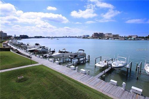 Photo of 680 ISLAND WAY #310, CLEARWATER, FL 33767 (MLS # U8086212)