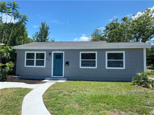 Photo of 1148 48TH AVENUE N, ST PETERSBURG, FL 33703 (MLS # U8126213)