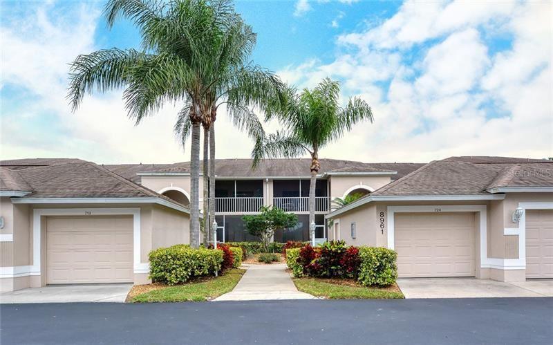 8961 VERANDA WAY #722, Sarasota, FL 34238 - #: A4459213