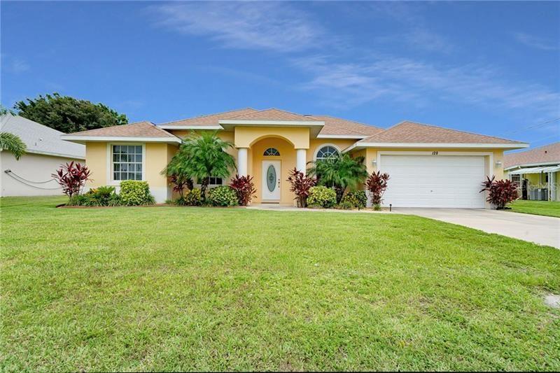 Photo of 128 MARINER LANE, ROTONDA WEST, FL 33947 (MLS # D6113213)