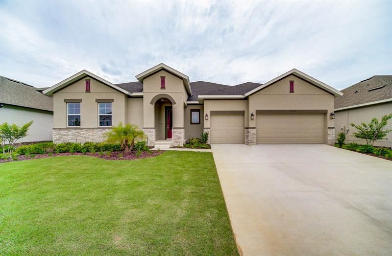 13308 HIGHLAND WOODS DRIVE, Clermont, FL 34711 - #: T3225213