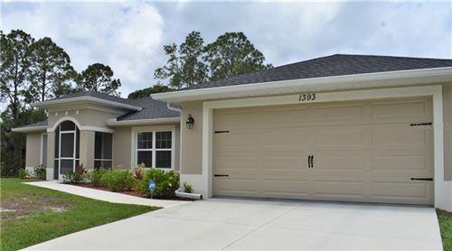 Photo of 1393 MENDAVIA TERRACE, NORTH PORT, FL 34286 (MLS # C7429214)