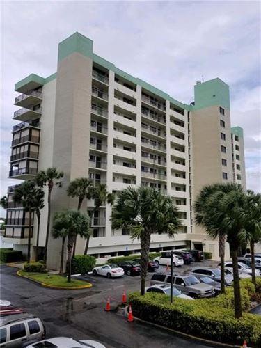 Photo of 7150 SUNSET WAY #906, ST PETE BEACH, FL 33706 (MLS # U8098214)