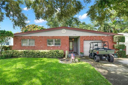 Photo of 4760 VENETIAN BOULEVARD NE, ST PETERSBURG, FL 33703 (MLS # U8137214)