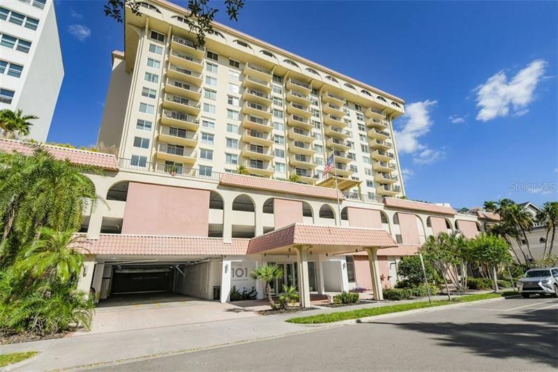 101 S GULFSTREAM AVENUE #12C, Sarasota, FL 34236 - #: A4484214