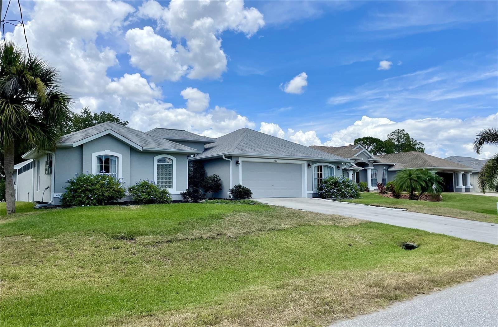 212 MARKER RD, Rotonda, FL 33947 - MLS#: D6119214