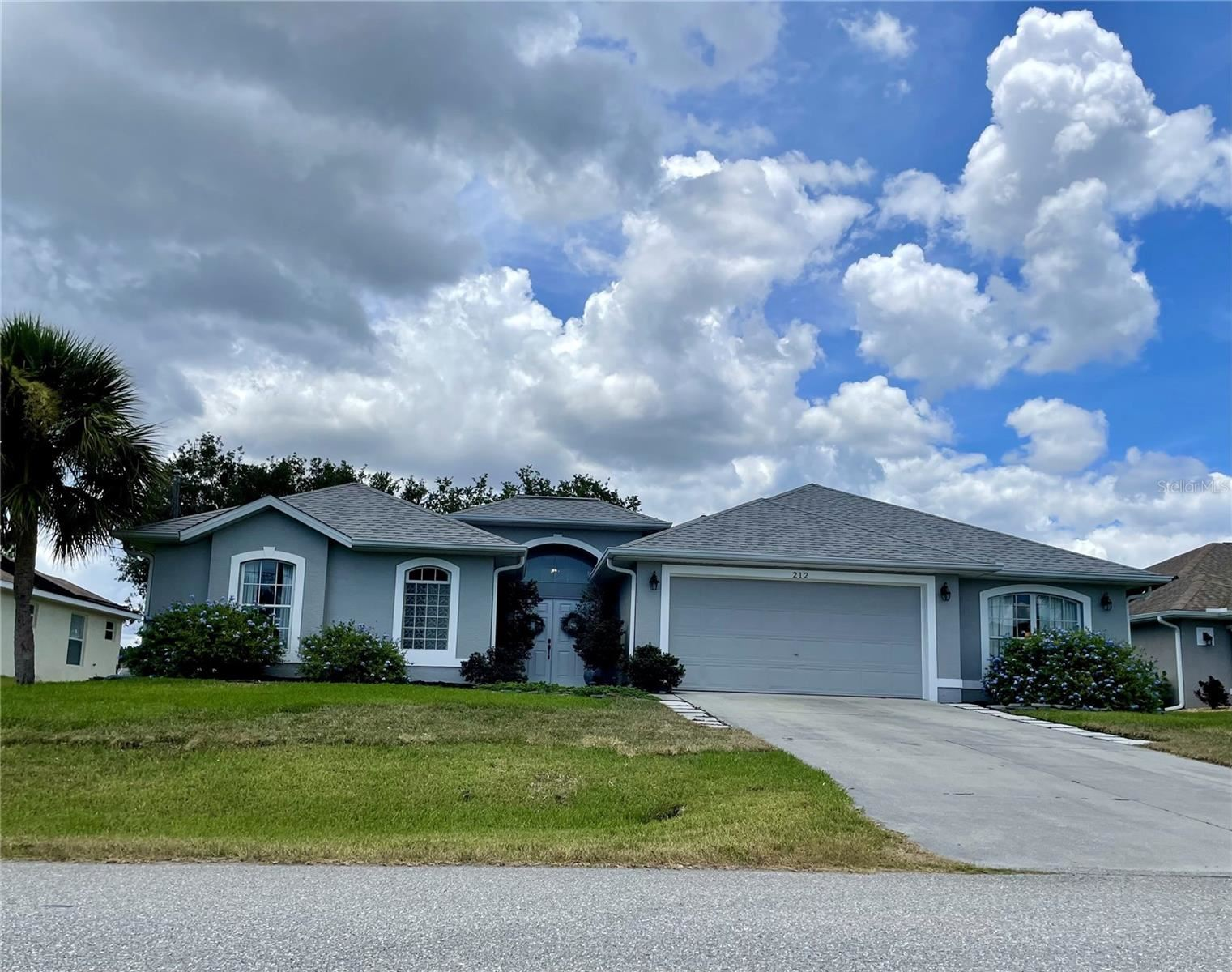 Photo of 212 MARKER RD, ROTONDA WEST, FL 33947 (MLS # D6119214)