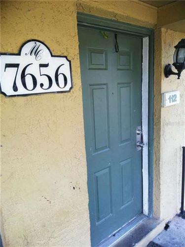 Photo of 7656 FOREST CITY ROAD #112, ORLANDO, FL 32810 (MLS # O5852215)