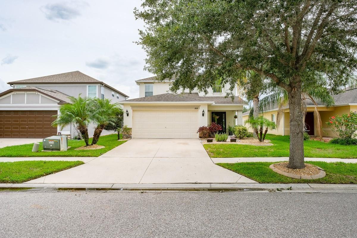 18126 GLASTONBURY LANE, Land O Lakes, FL 34638 - MLS#: U8127215