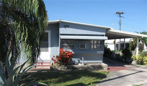 Photo of 2116 FLORIDA BOULEVARD, BRADENTON, FL 34207 (MLS # A4507216)