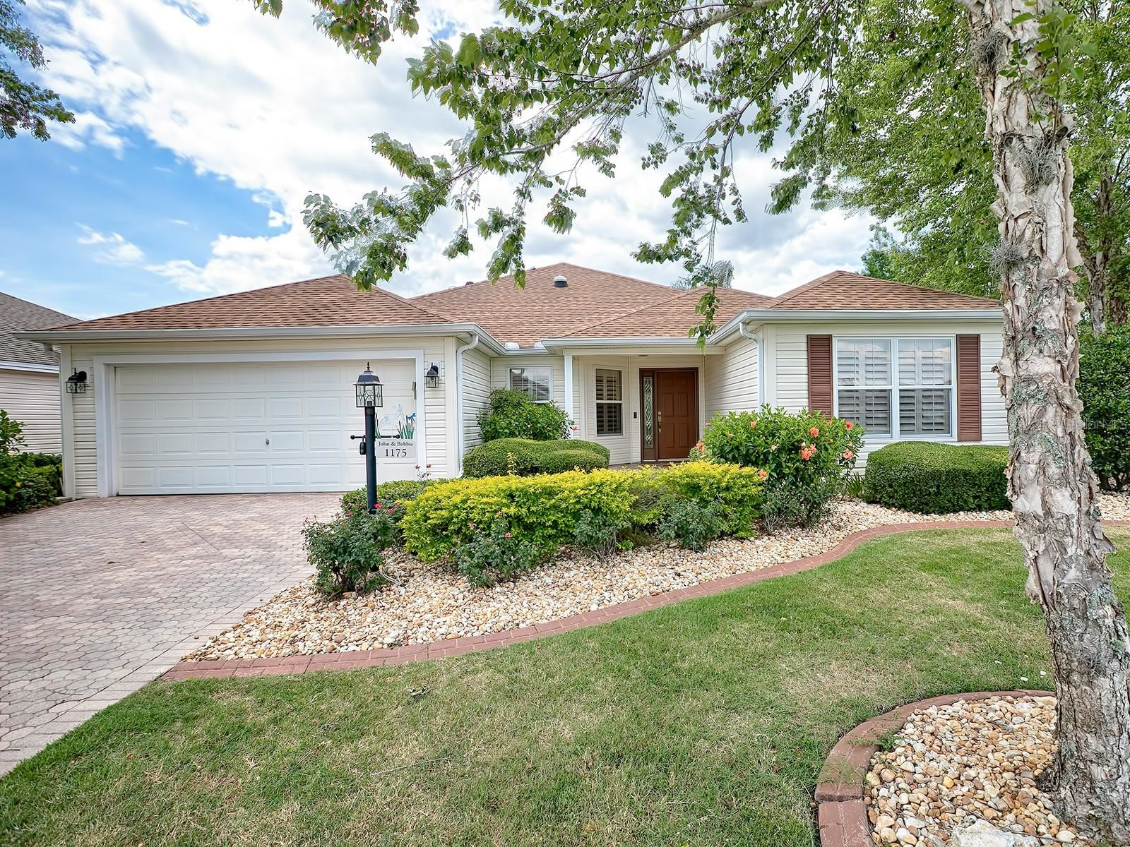 Photo for 1175 JOHNSTON PATH, THE VILLAGES, FL 32162 (MLS # G5042216)