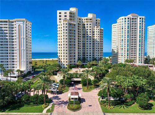 Photo of 1200 GULF BOULEVARD #506, CLEARWATER BEACH, FL 33767 (MLS # U8110217)