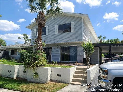 Photo of 590 HEATHERTON VILLAGE, ALTAMONTE SPRINGS, FL 32714 (MLS # O5935218)