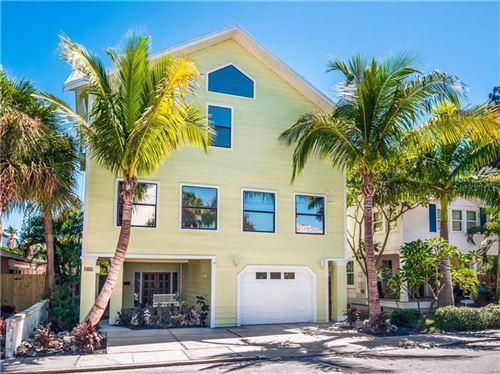 Photo of 106 4TH AVENUE, ST PETE BEACH, FL 33706 (MLS # U8054218)