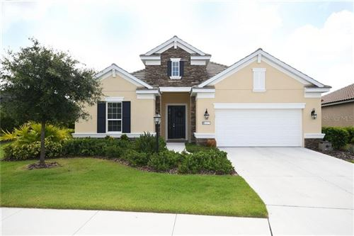 Photo of 4107 MIDNIGHT BLUE RUN, BRADENTON, FL 34211 (MLS # A4468219)