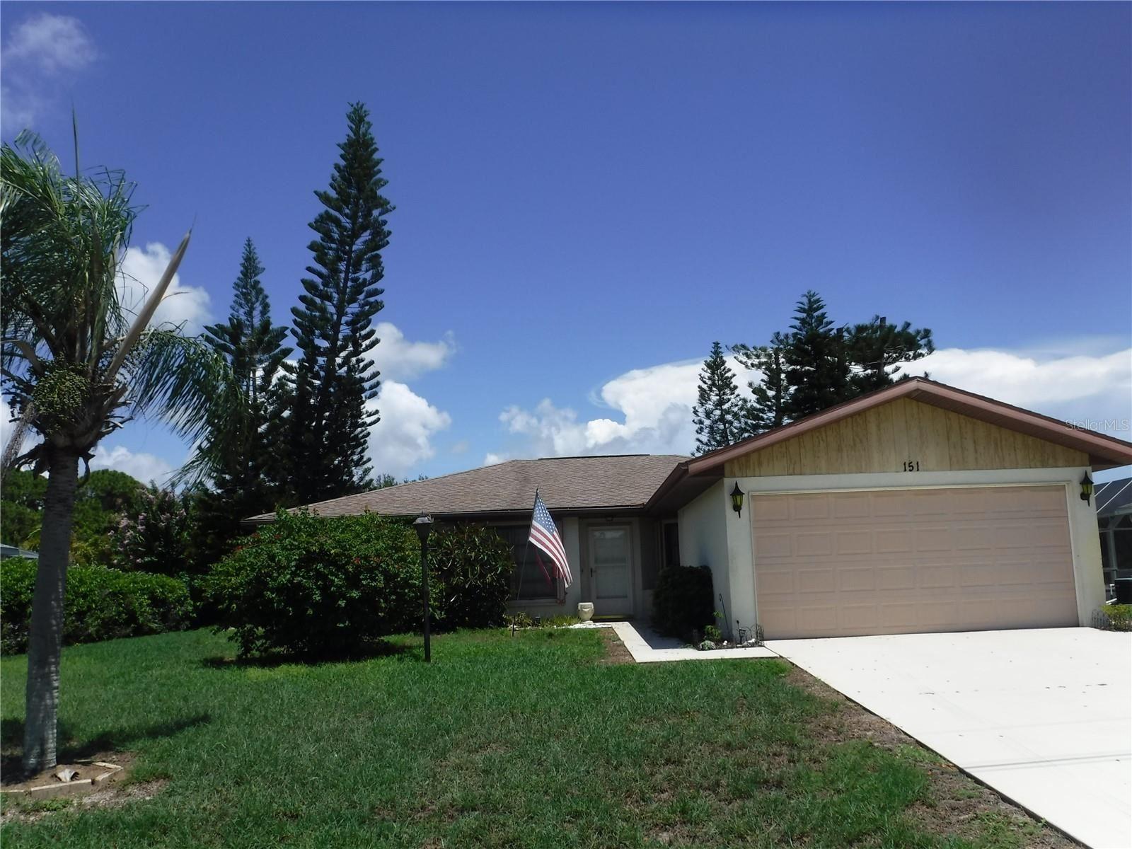 Photo of 151 MARK TWAIN LANE, ROTONDA WEST, FL 33947 (MLS # D6120219)