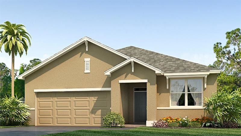 327 HICKORY COURSE RADIAL, Ocala, FL 34472 - MLS#: T3262219