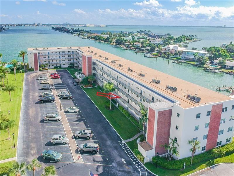 5555 GULF BOULEVARD #204, Saint Pete Beach, FL 33706 - MLS#: U8063219