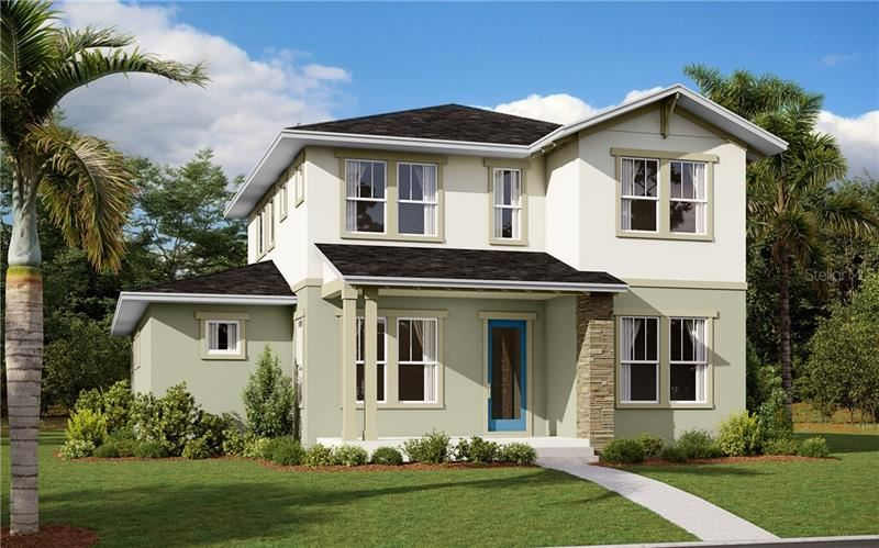 6606 BRIDGMAN STREET, Orlando, FL 32827 - #: U8106220