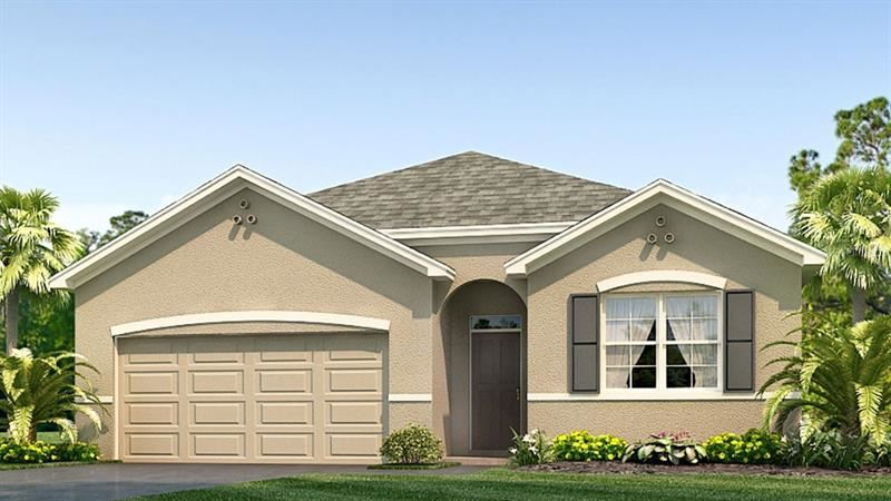 305 HICKORY COURSE RADIAL, Ocala, FL 34472 - MLS#: T3262222