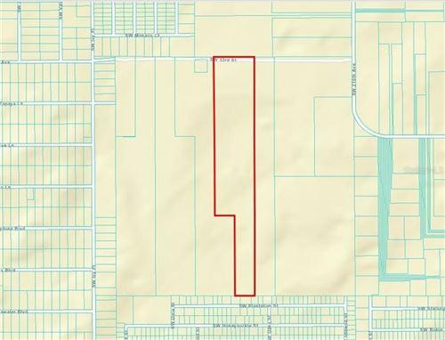 Photo of 5043 33RD STREET, DUNNELLON, FL 34431 (MLS # T3273223)