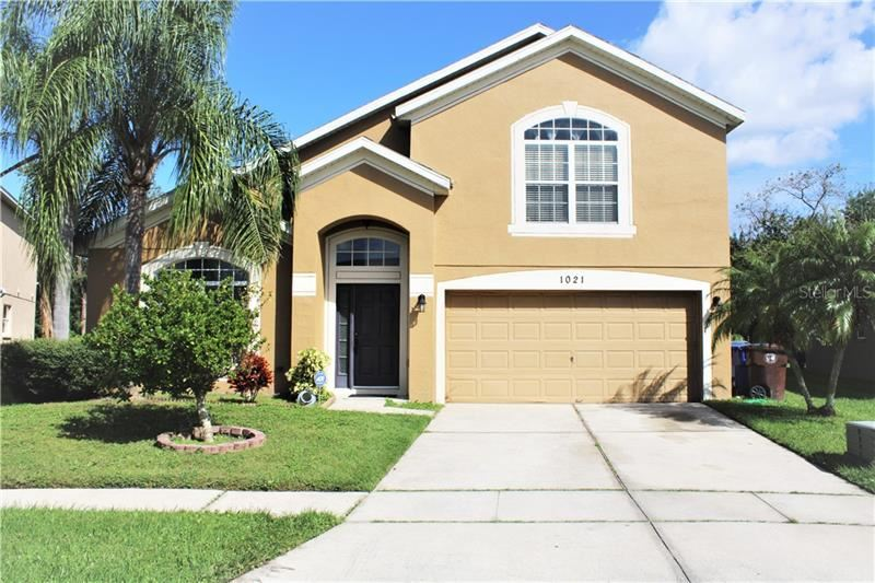 1021 HACIENDA CIRCLE, Kissimmee, FL 34741 - MLS#: S5042223