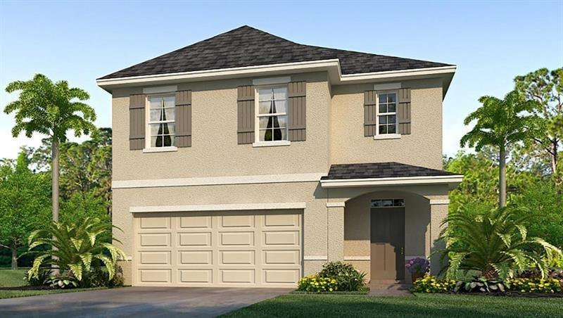 10936 TRAILING VINE DRIVE, Tampa, FL 33610 - #: T3260223