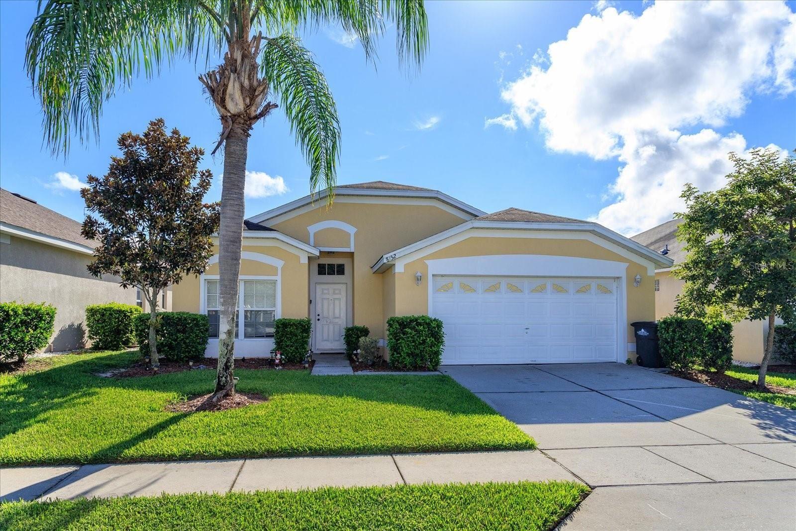 8152 SUN PALM DR, Kissimmee, FL 34747 - #: T3329223