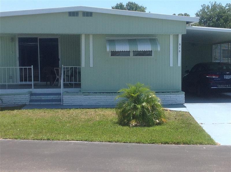 210 DANUBE CIRCLE, Bradenton, FL 34207 - #: A4500224