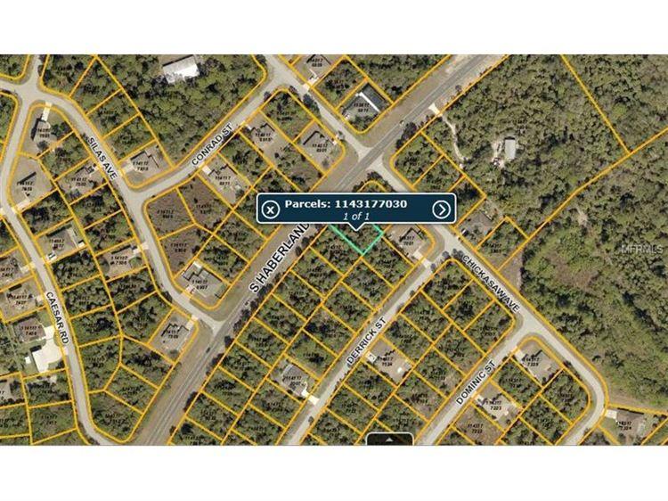 Photo of S HABERLAND BOULEVARD, NORTH PORT, FL 34288 (MLS # C7244224)