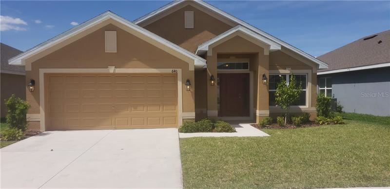 640 MEADOW POINTE DRIVE, Haines City, FL 33844 - #: P4909224