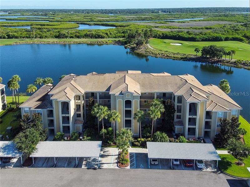 Photo of 7911 GRAND ESTUARY TRAIL #106, BRADENTON, FL 34212 (MLS # A4473225)
