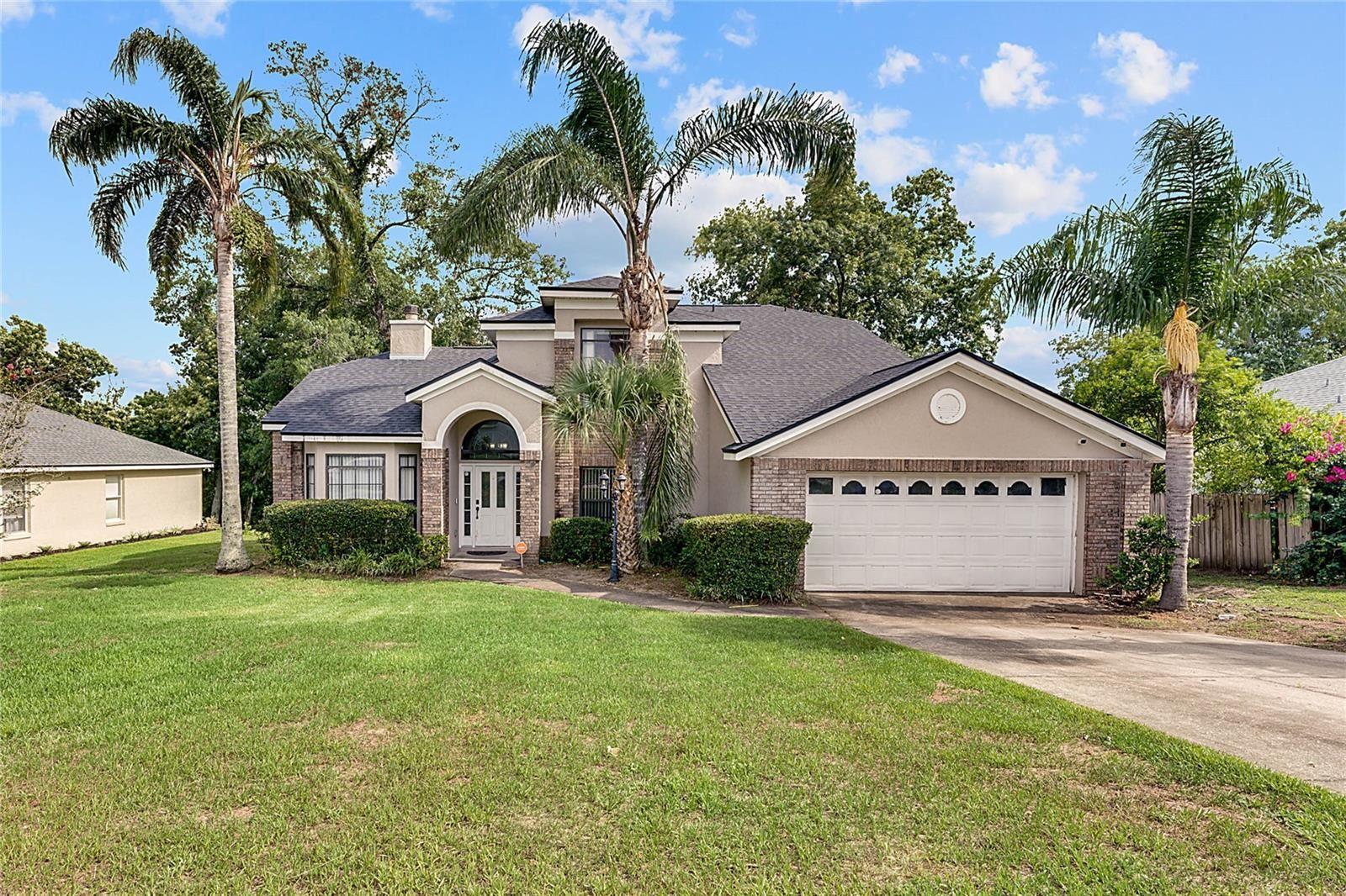 7455 HIGH LAKE DRIVE, Orlando, FL 32818 - #: O5954225