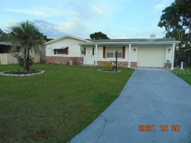 3750 BOWEN STREET, New Port Richey, FL 34652 - MLS#: W7839225