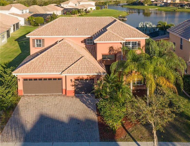 3581 VALLEYVIEW DRIVE, Kissimmee, FL 34746 - #: O5927226