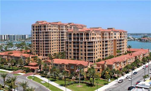 Photo of 521 MANDALAY AVENUE #703, CLEARWATER BEACH, FL 33767 (MLS # U8071228)