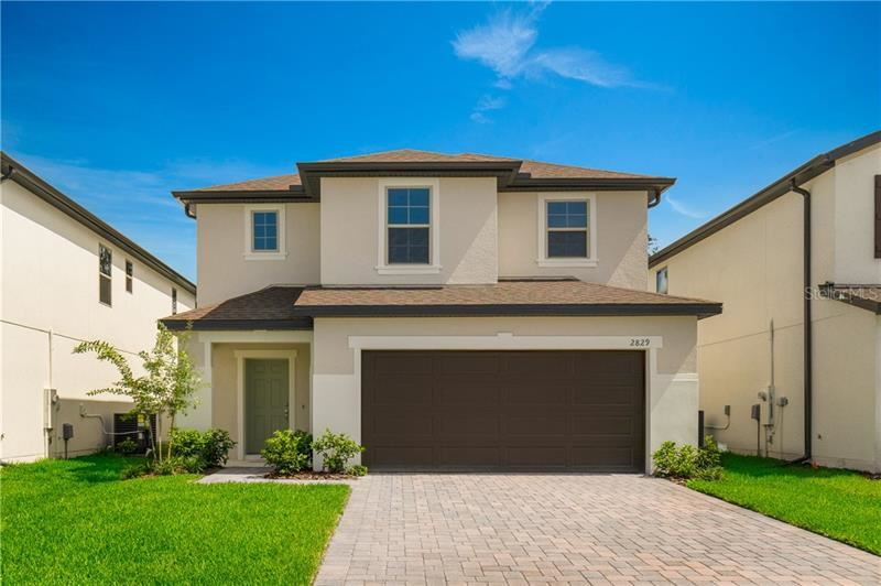 2829 NOBLE CROW DRIVE, Kissimmee, FL 34744 - #: O5853229
