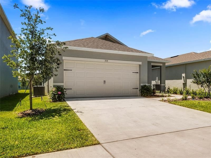 Photo of 337 JOVANA ROAD, HAINES CITY, FL 33844 (MLS # O5869231)